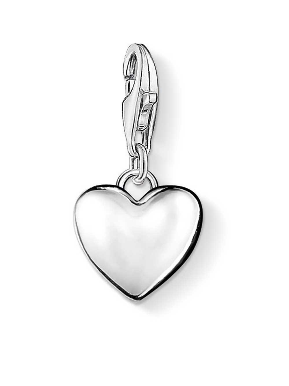 Thomas Sabo 0913-001-12 Charm Anhänger Herz