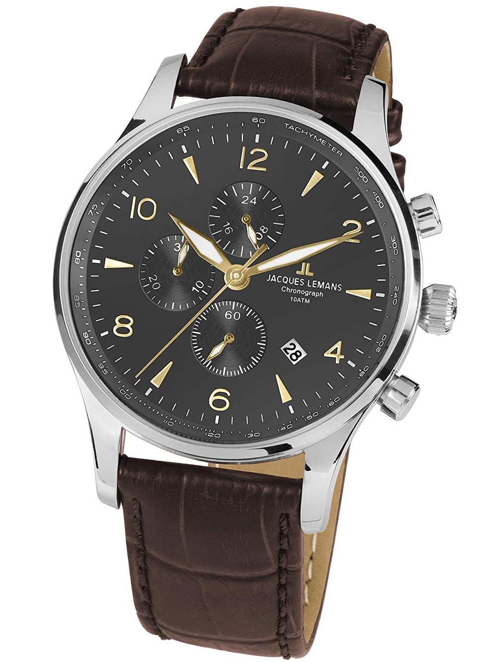 1-1844ZJ London Chronograph 44mm 10ATM