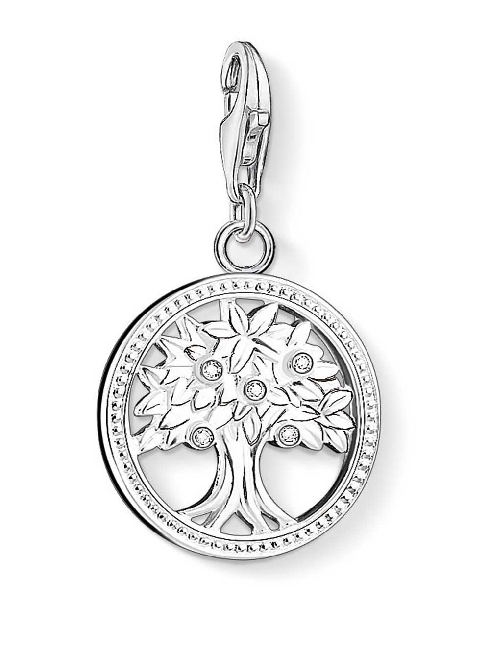 Thomas Sabo 1303-051-14 Charm Anhänger Lebensbaum