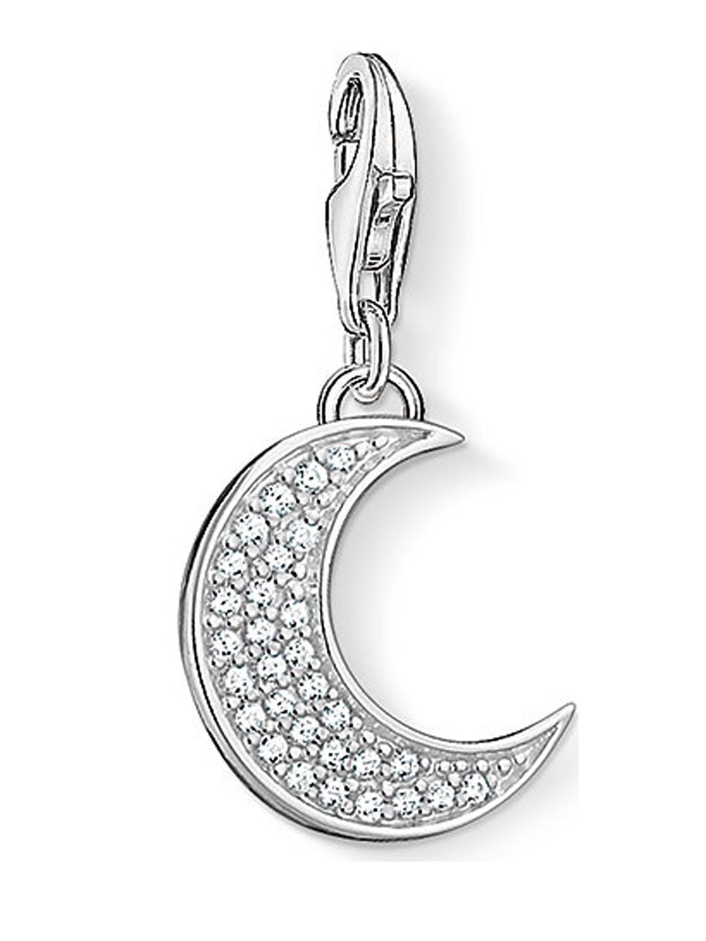 Thomas Sabo 1499-051-14 Charm Anhänger Mond