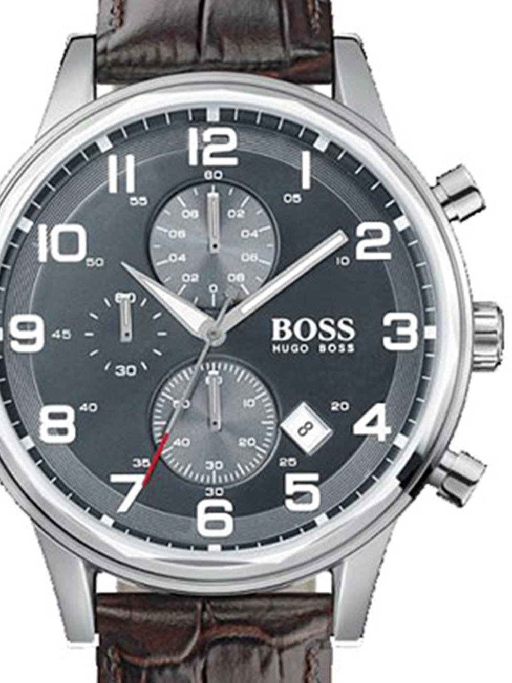 Hugo Boss Herrenuhr 1512570 Chronograph