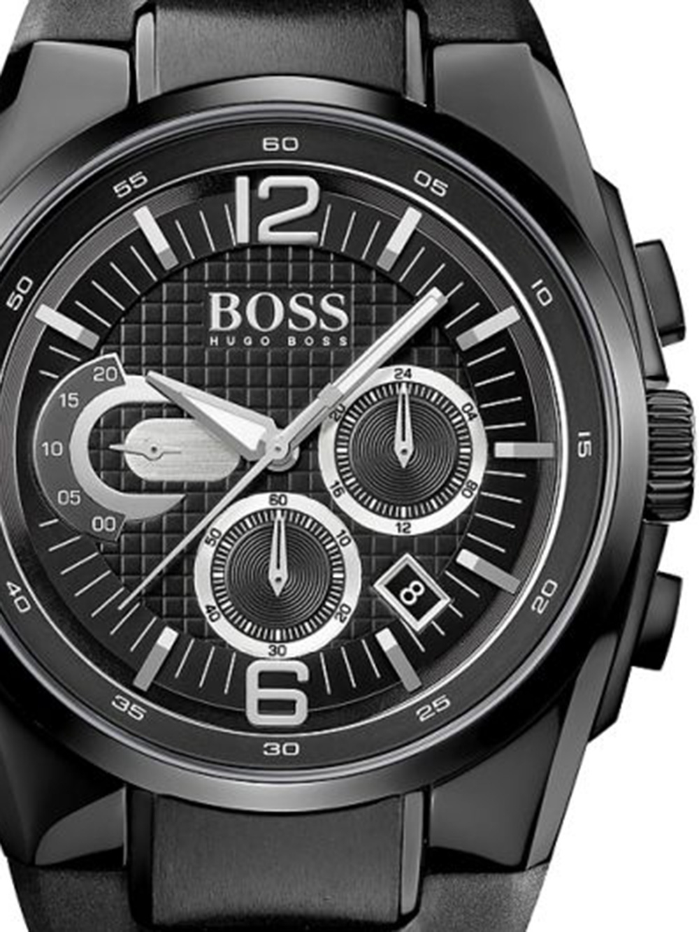 Hugo Boss 1512736 Herrenuhr Chronograph