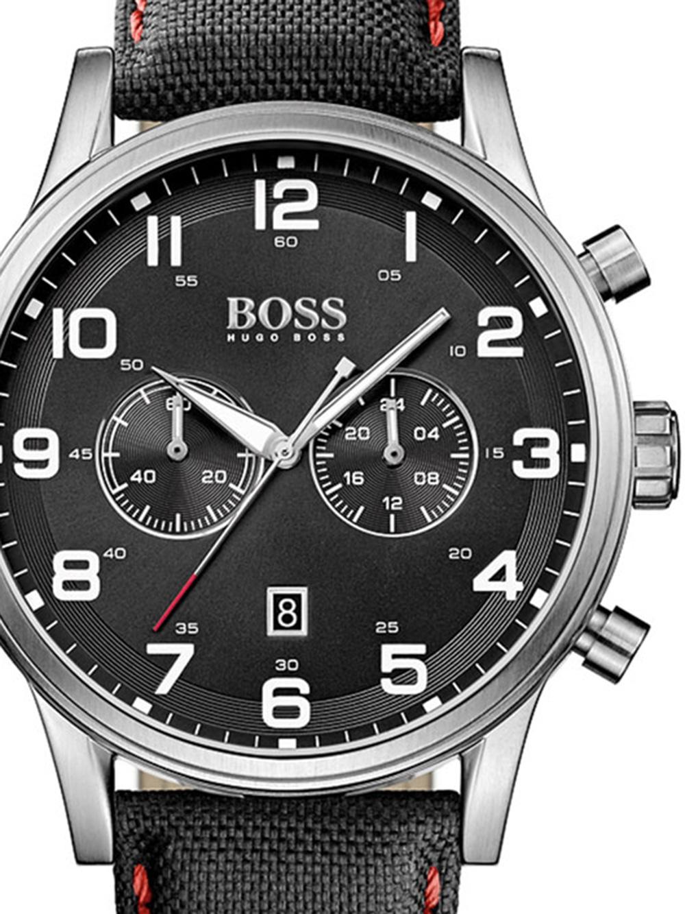 Hugo Boss 1512919 sportlicher Chronograph 44 mm