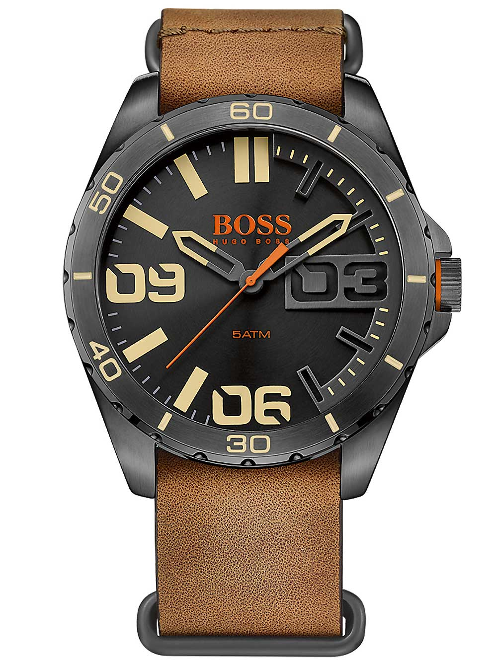 BOSS ORANGE 1513316 Berlin 5ATM 48mm