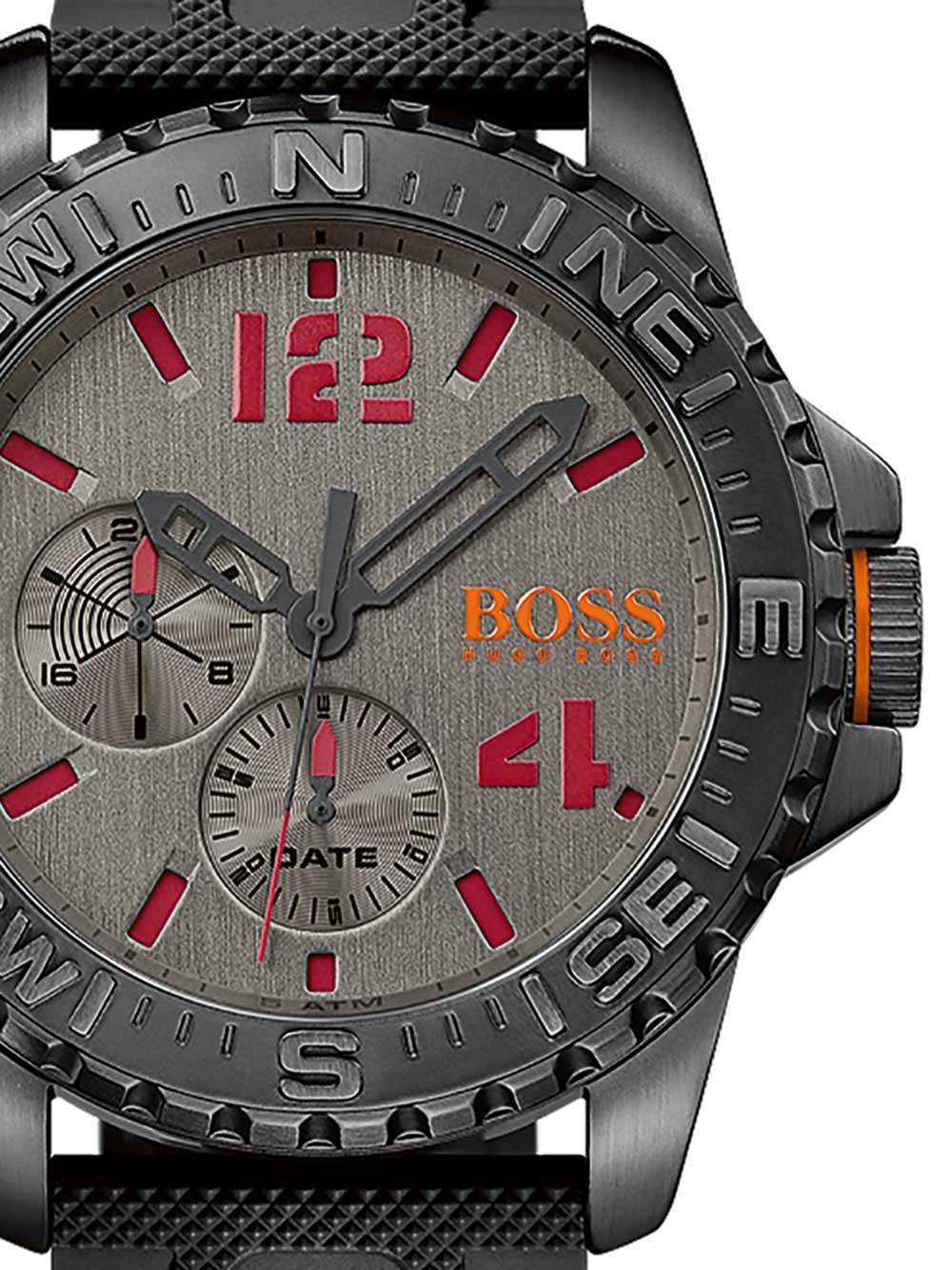Boss Orange 1513423 Reykjavik Multifunktion Herren 46mm 5ATM