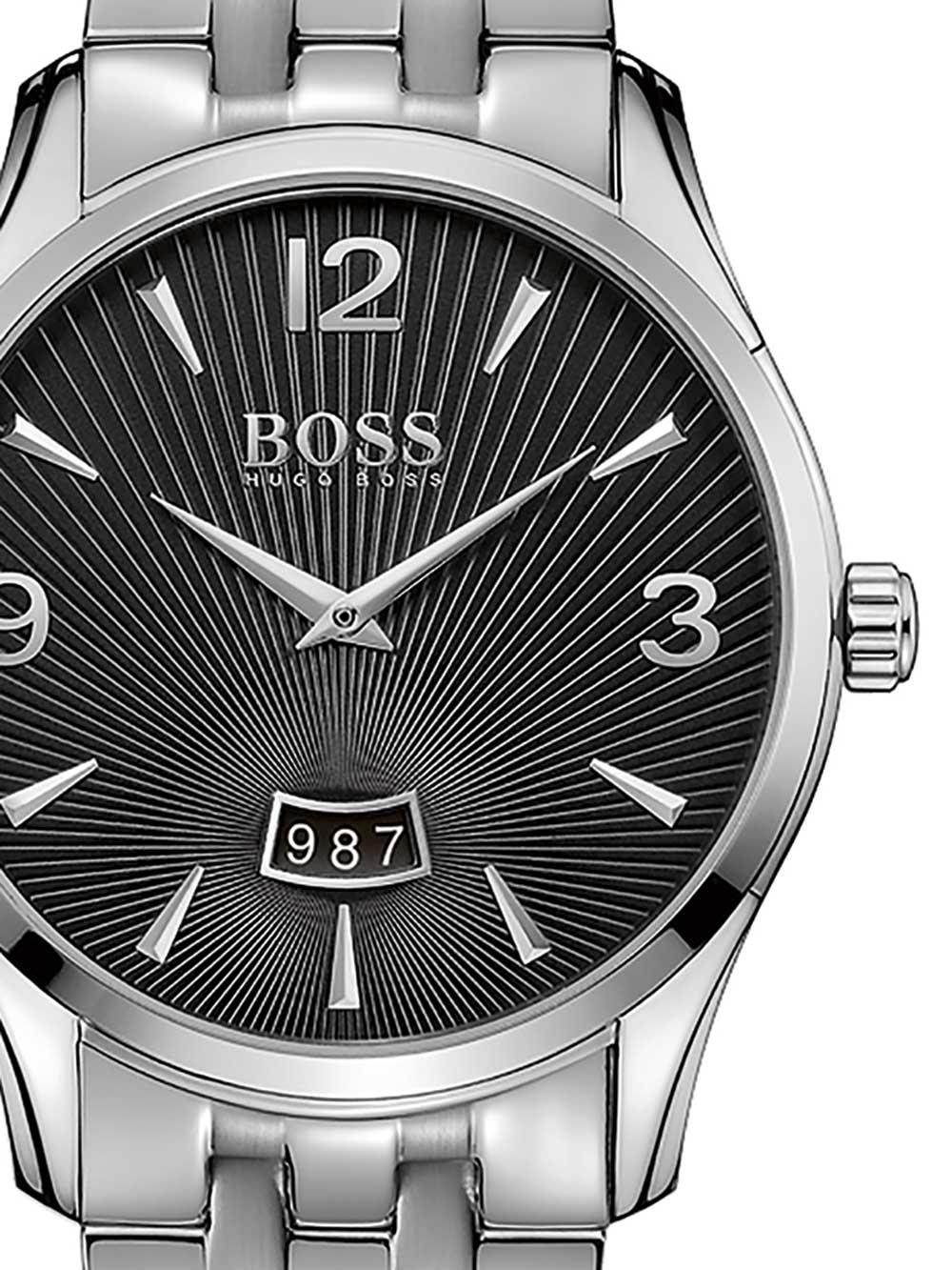Hugo Boss 1513429 Commander Herren 41mm 3ATM