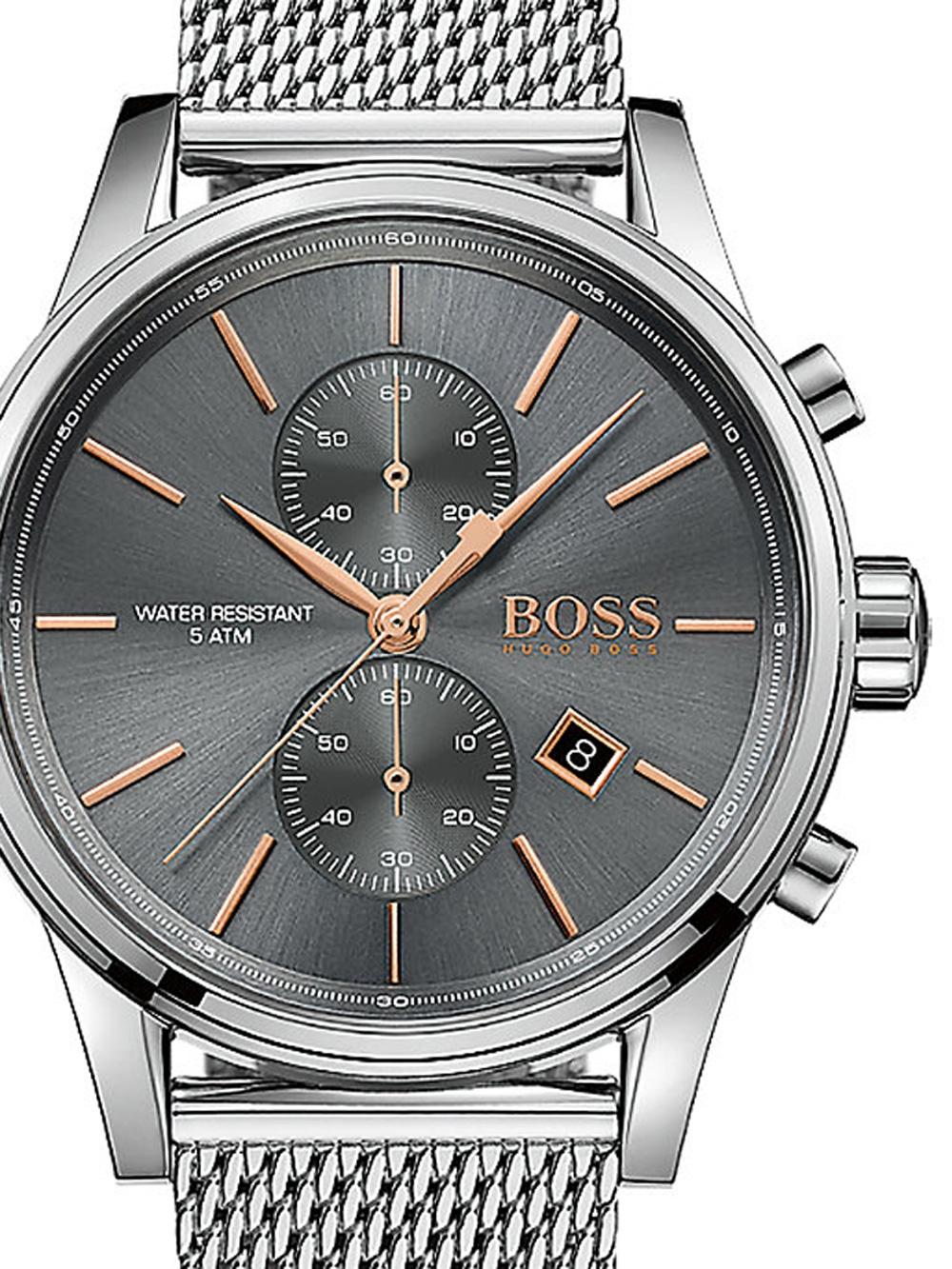 Boss 1513440 Jet Chronograph 42mm 5ATM