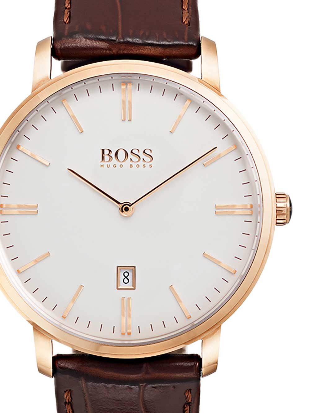 Hugo Boss 1513463 Tradition Herren 40mm 3ATM