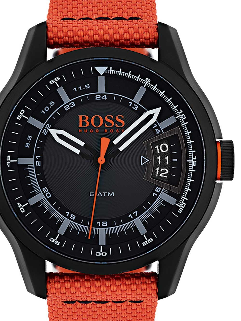 Boss Orange 1550001 Hong-Kong Herren 48mm 5ATM