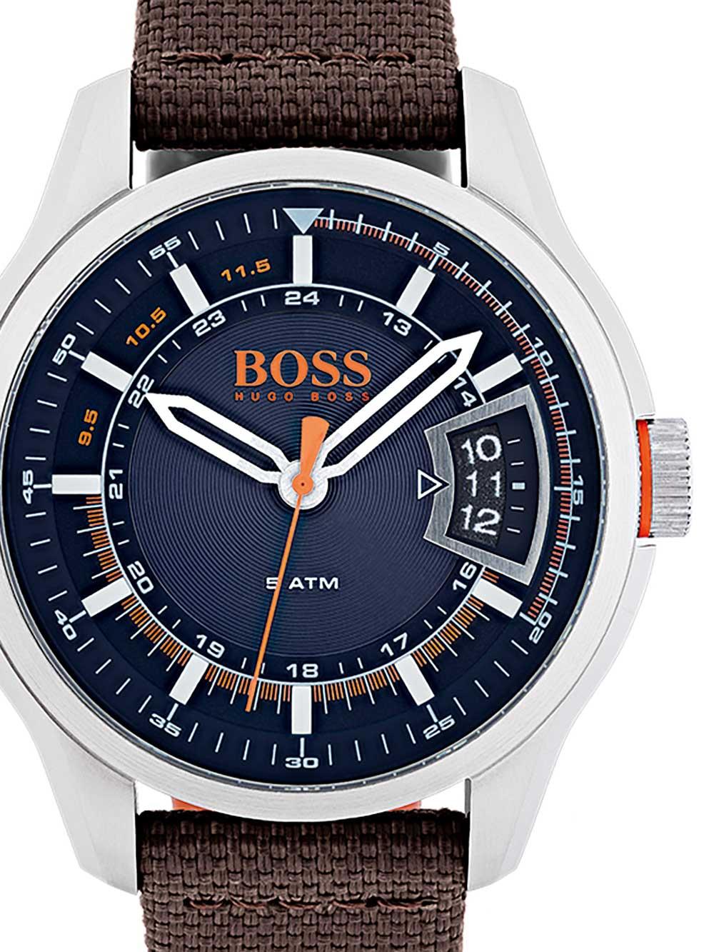 Boss Orange 1550002 Hong-Kong Herren 48mm 5ATM