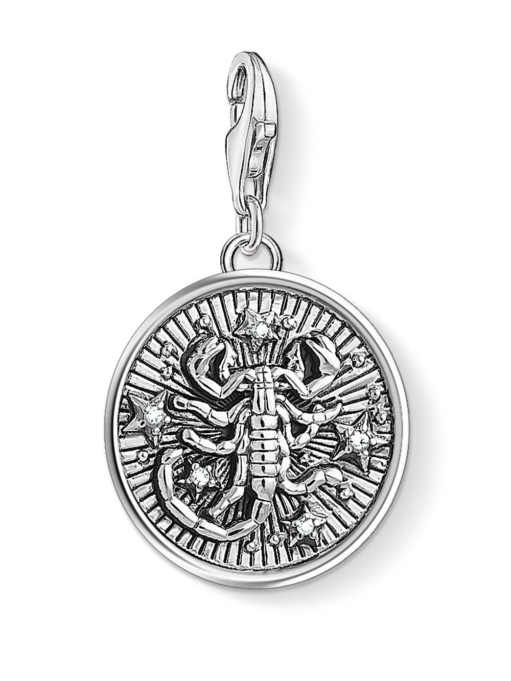 Thomas Sabo 1647-643-21 Charm Anhänger Sternzeichen Skorpion