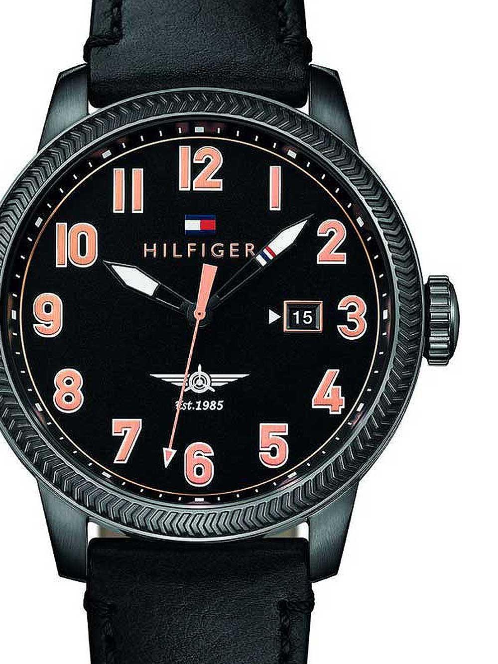 Tommy Hilfiger 1791314 Casual Sport Herren 45mm 5ATM