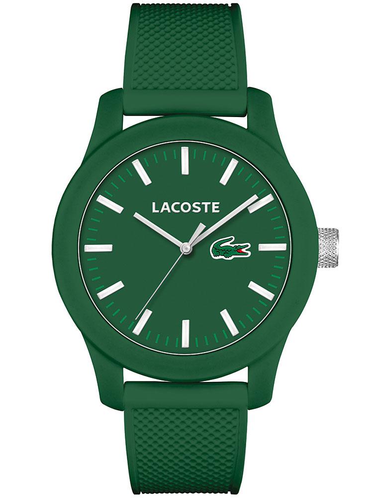 2010763 Unisex Uhr grün Silikon 42 mm