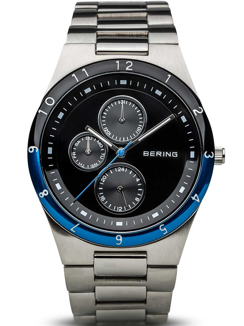 Bering 32339-702 Classic Herrenuhr 39mm 5ATM