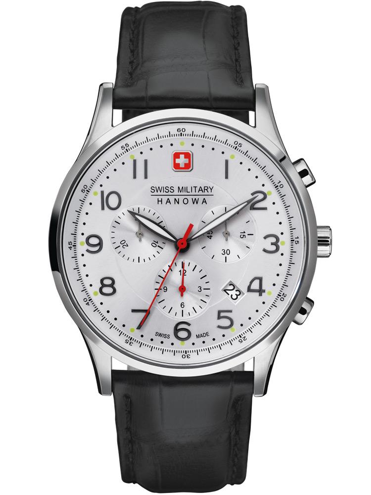 Patriot 06-4187.04.001 Herrenuhr Chronograph