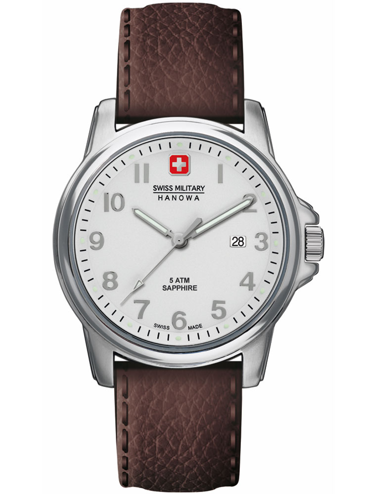 Swiss Soldier Prime 06-4231.04.001 5 ATM 39 mm