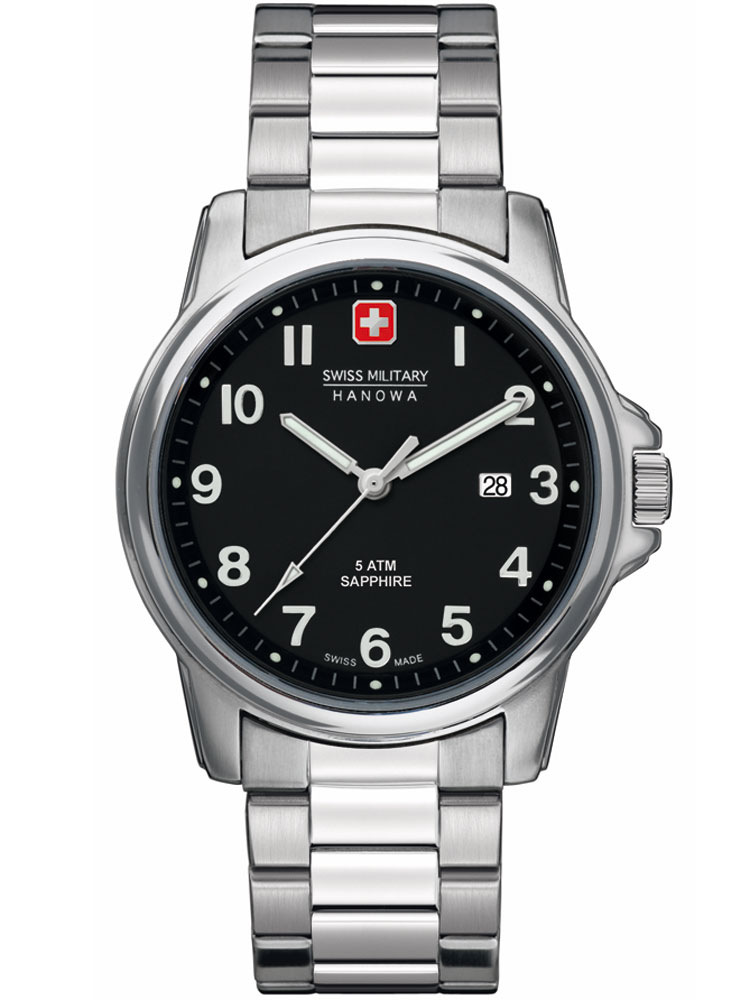 Swiss Soldier Prime 06-5231.04.007 5 ATM 39 mm