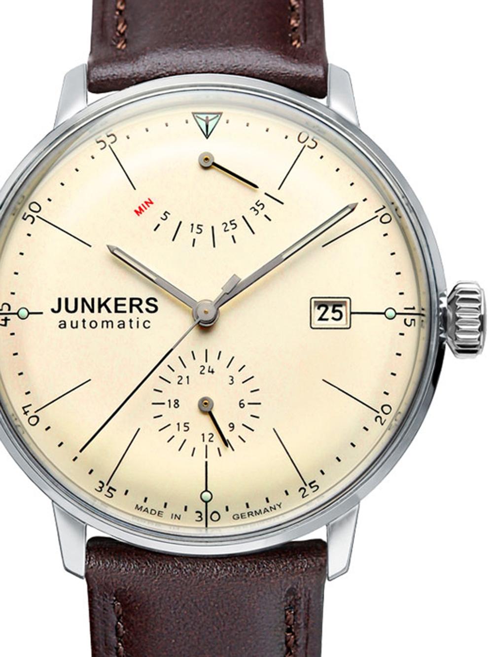 Junkers Bauhaus 6060 5 Automatik Herrenuhr