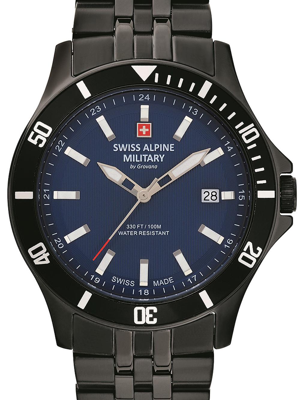 Swiss Alpine Military 7022.1175 Herren 42mm 10ATM
