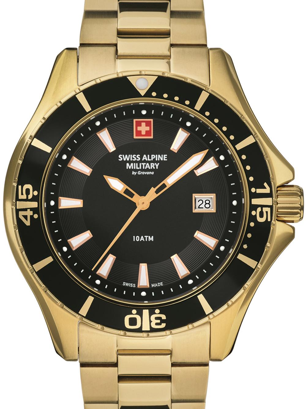 Swiss Alpine Military 7040.1117 Diver 45mm 10ATM