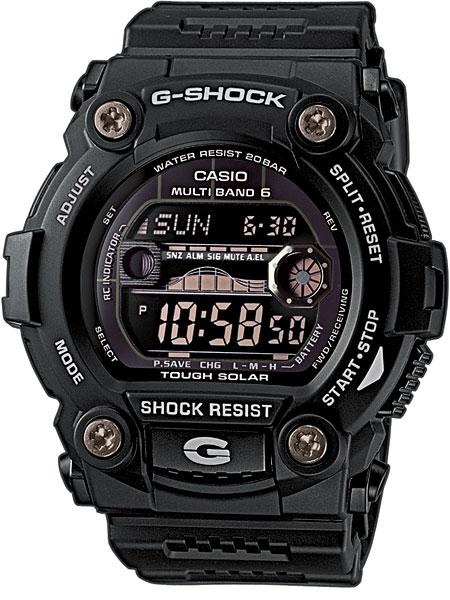CASIO GW-7900B-1ER G-SHOCK Funk-Solar 50mm 20ATM