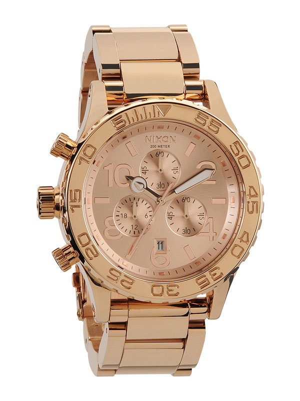 42-20 Chrono A037-897 All Rose Gold Unisexuhr