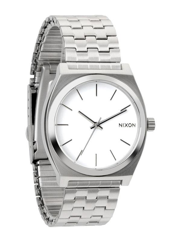 Time Teller A045-100 White Unisexuhr