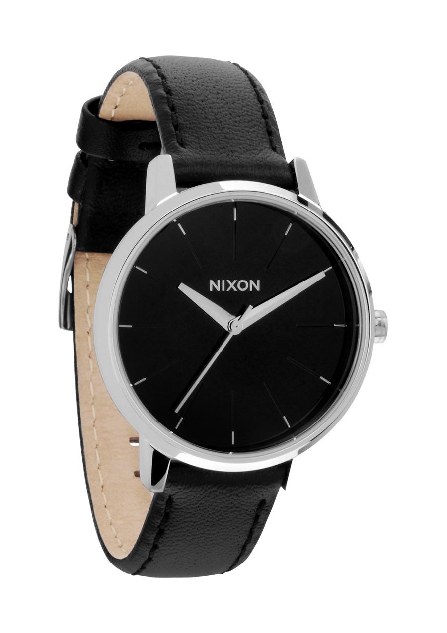 NIXON Kensington Leather Black A108 000 Damenuhr