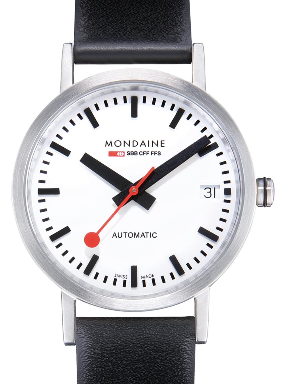 Image of Armband-Uhr Classic Automatic von Mondaine A128.30008.16SBB