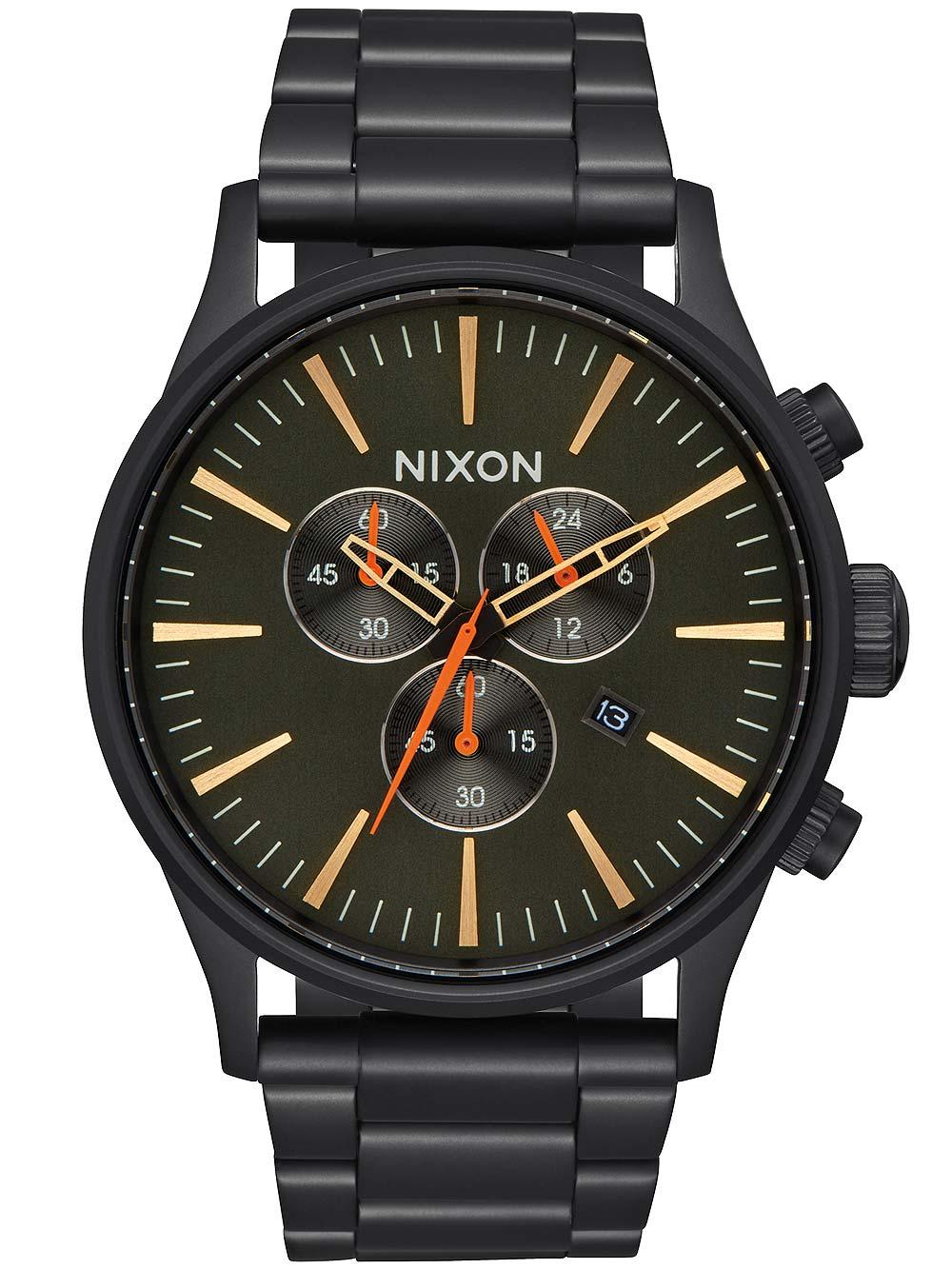 Nixon A386-1032 Sentry Chrono Herren 42mm 10ATM