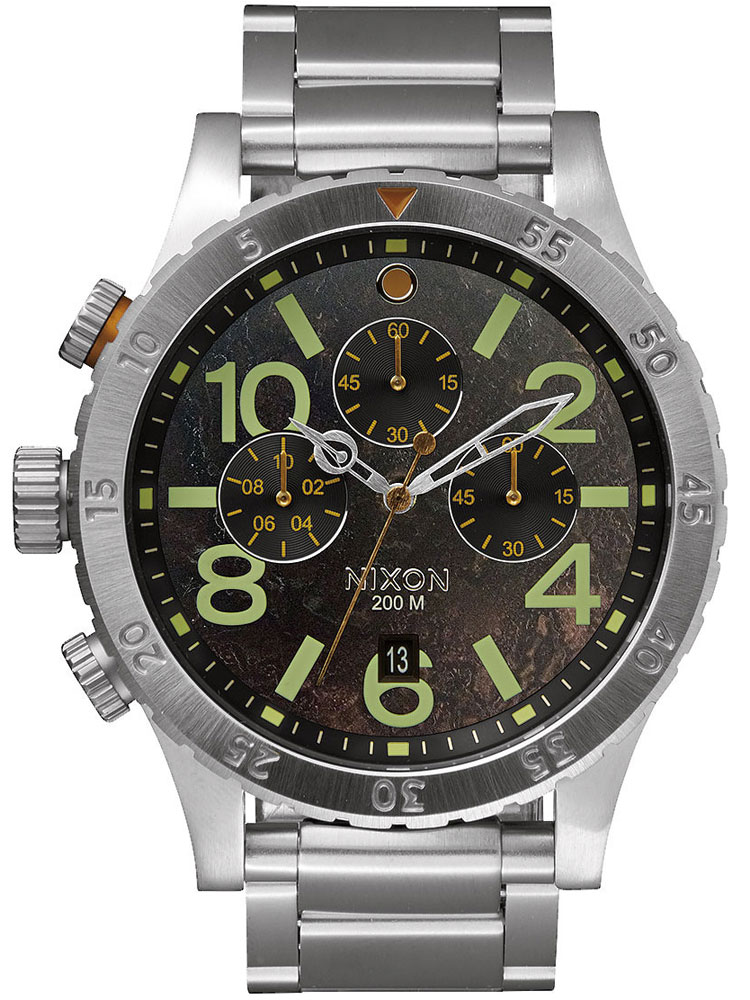 A486-1956 48-20 Chrono Dark Copper 48mm 20ATM