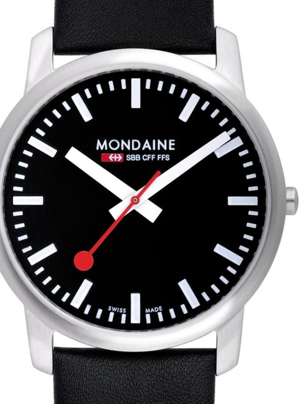 Mondaine A638.30350.14SBB Giant 41mm 3ATM