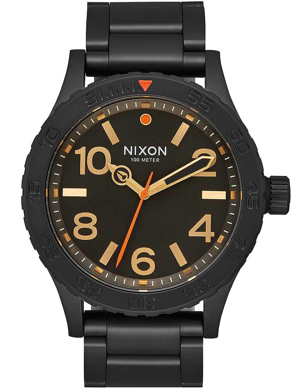 Nixon A916-1032 The 46 Herren 46mm 10ATM
