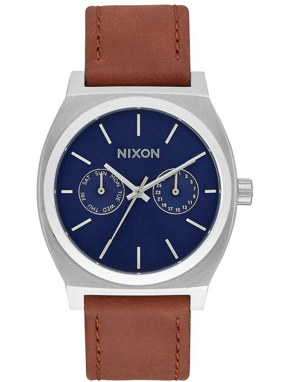 Nixon A927-2307 Unisex Time Teller Deluxe 37mm 10ATM