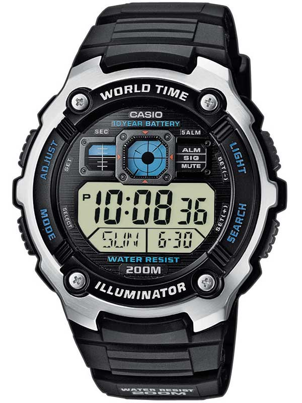 AE-2000W-1AVEF Collection 48mm 20ATM