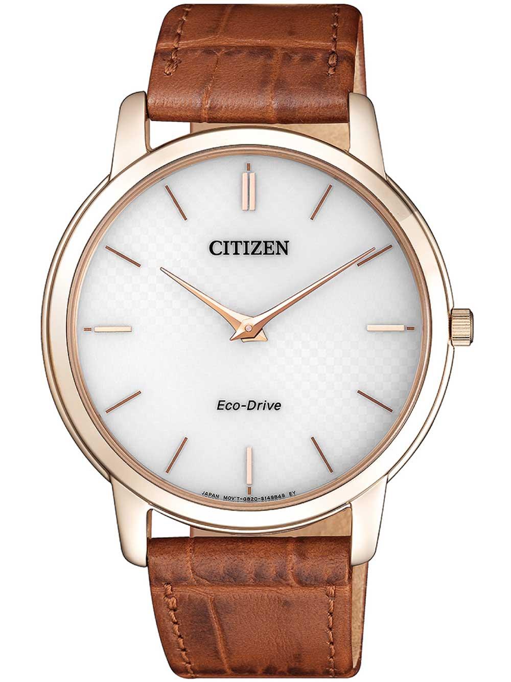 Citizen AR1133-15A Eco-Drive Stiletto Herren 40mm 3ATM