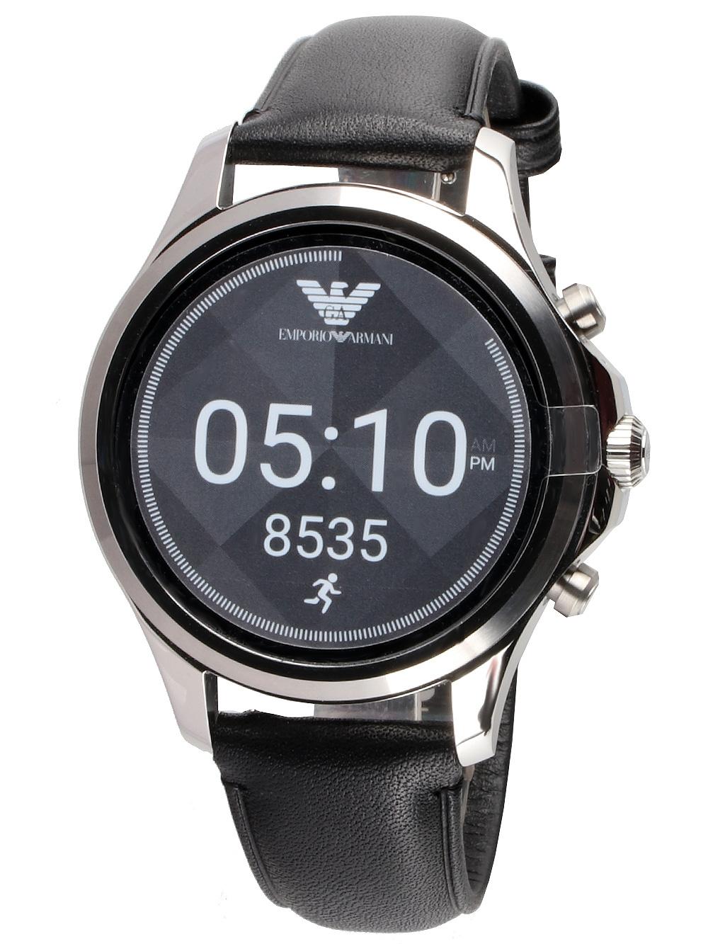 ART5003 Alberto Connected Smartwatch Herren 46mm 3ATM