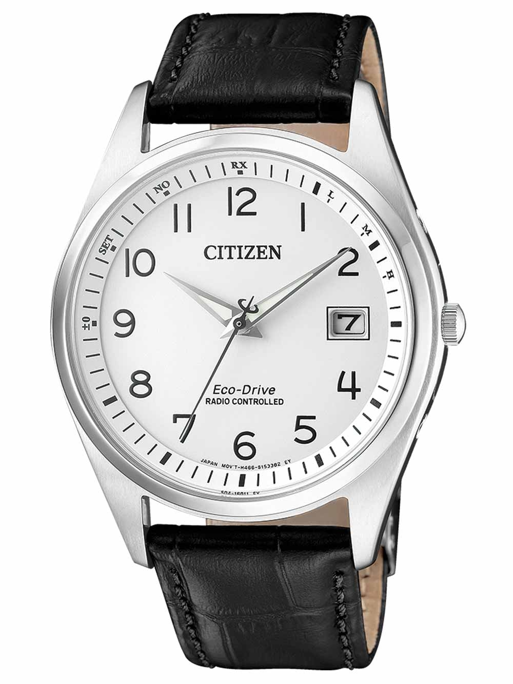Citizen AS2050 10A Eco Drive Herren Funkuhr 39mm 10ATM