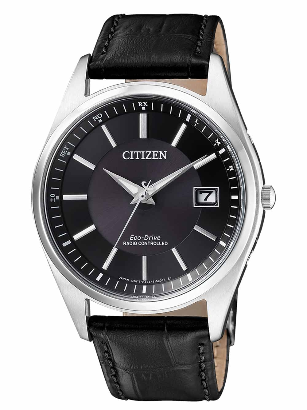Citizen AS2050 10E Eco Drive Herren Funkuhr 39mm 10ATM