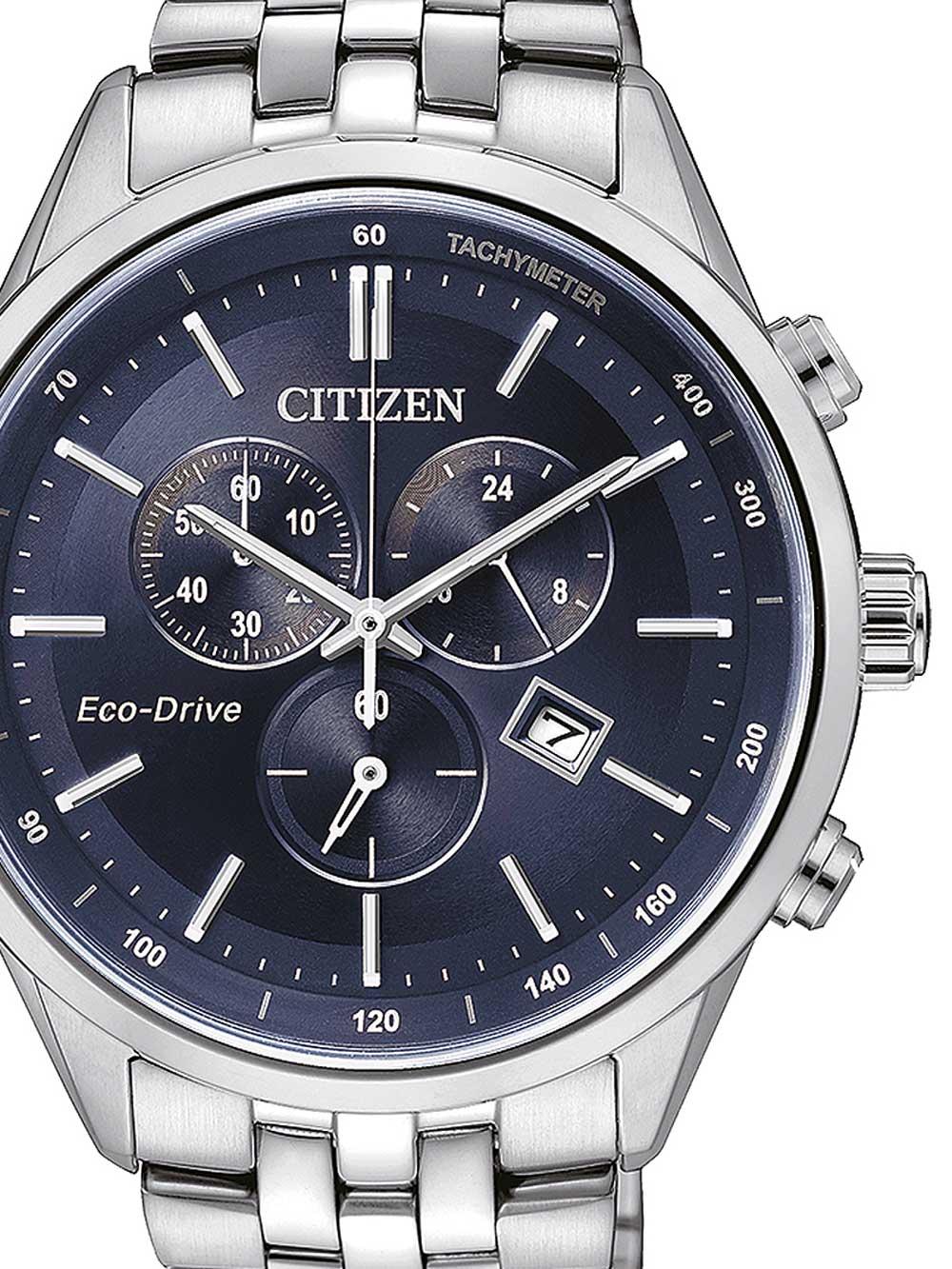 Citizen AT2141-52L Eco-Drive Sports Chrono 42mm 10ATM