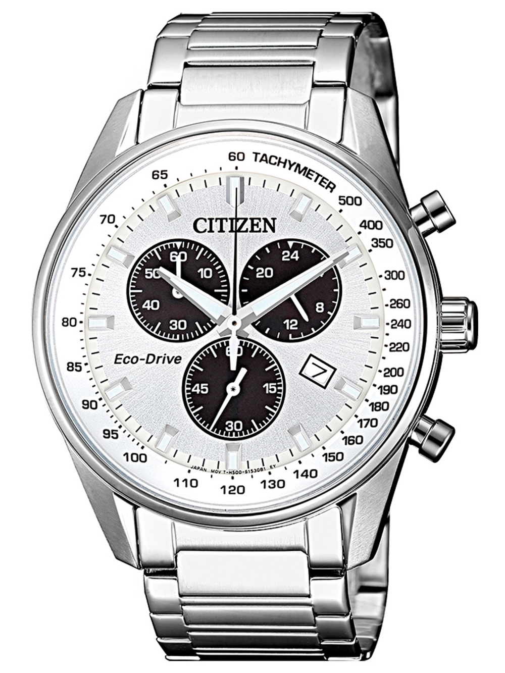 Citizen AT2390 82A Eco Drive Chronograph 40mm 10ATM
