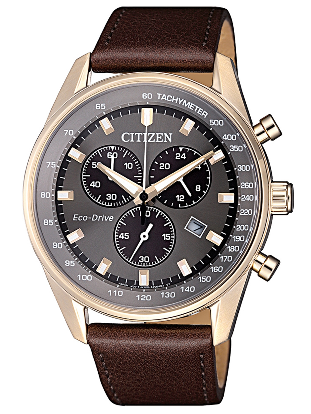 Cititzen AT2393 17H Eco Drive Chronograph 40mm 10ATM