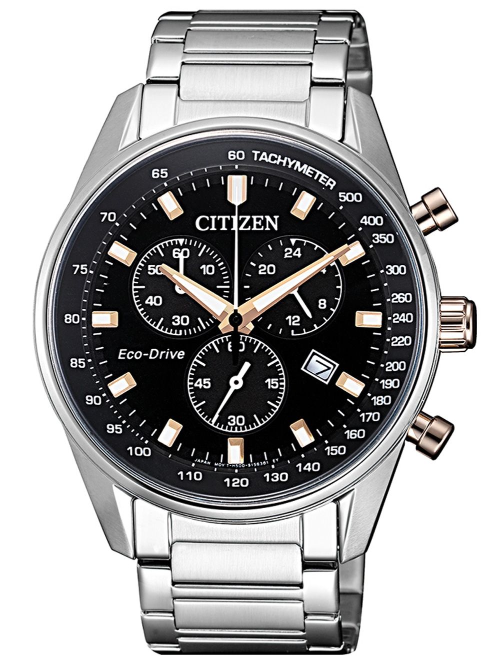 Citizen AT2396 86E Eco Drive Chronograph 40mm 10ATM