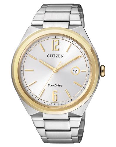 Citizen AW1374 51A Eco Drive Elegant Herren 41mm 5ATM auf Rechnung bestellen