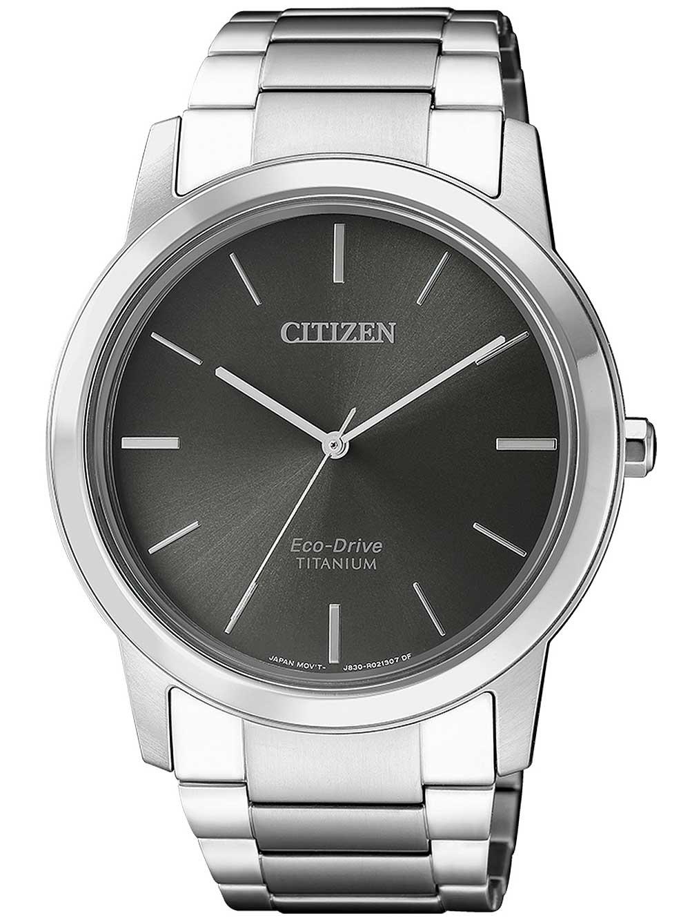 Citizen AW2020-82H Eco-Drive Super Titanium Herren 41mm 5ATM