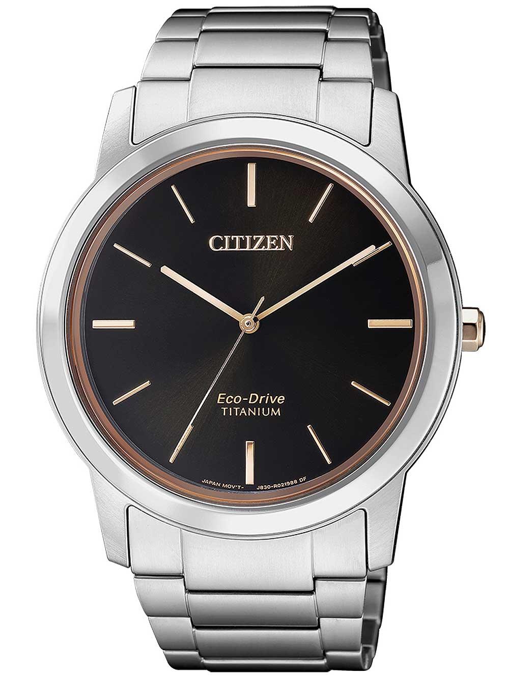 Citizen AW2024-81E Eco-Drive Super Titanium Herren 41mm 5ATM