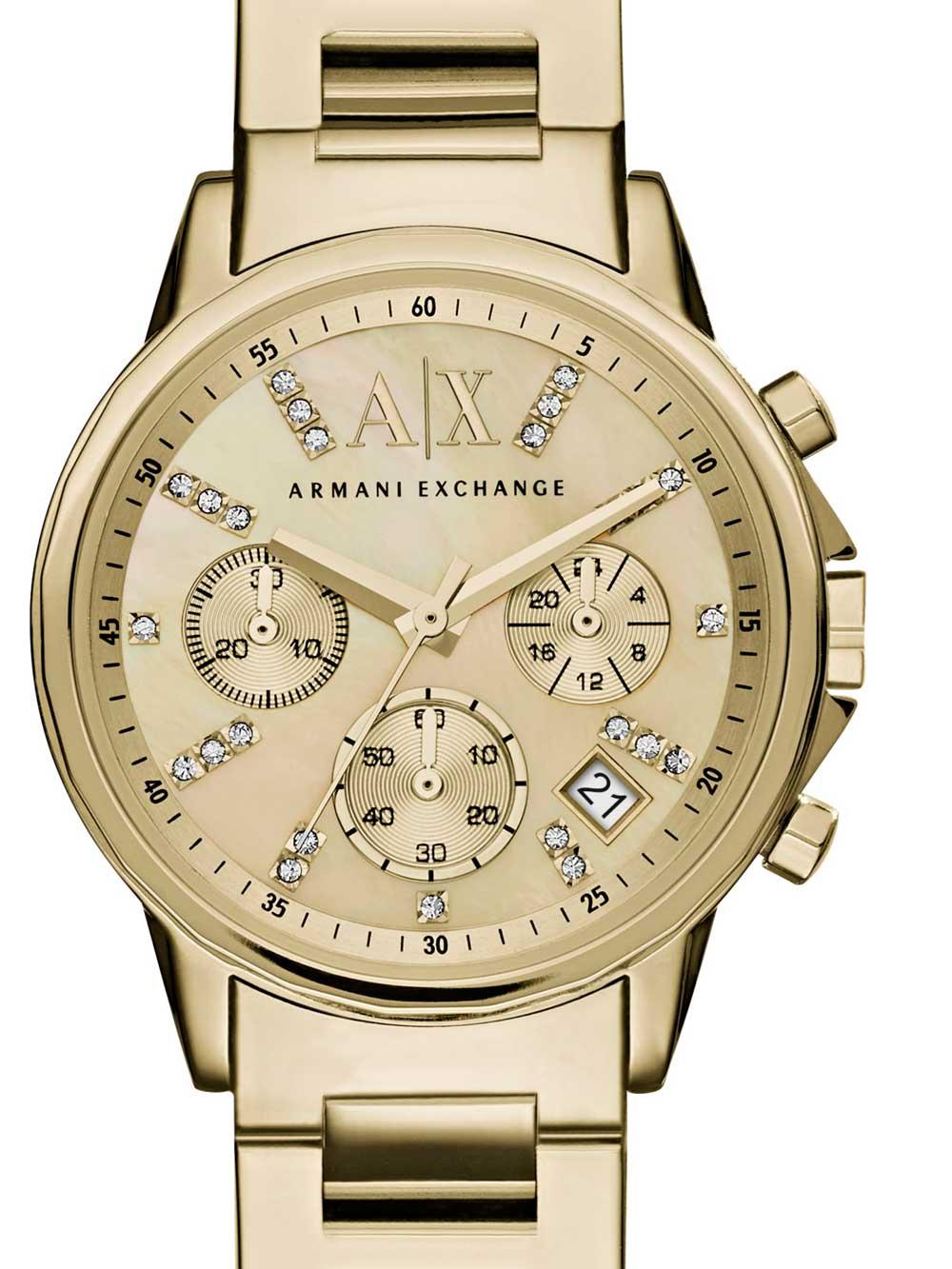 Armani Exchange AX4327 Banks Damen Chronograph 36mm 5ATM