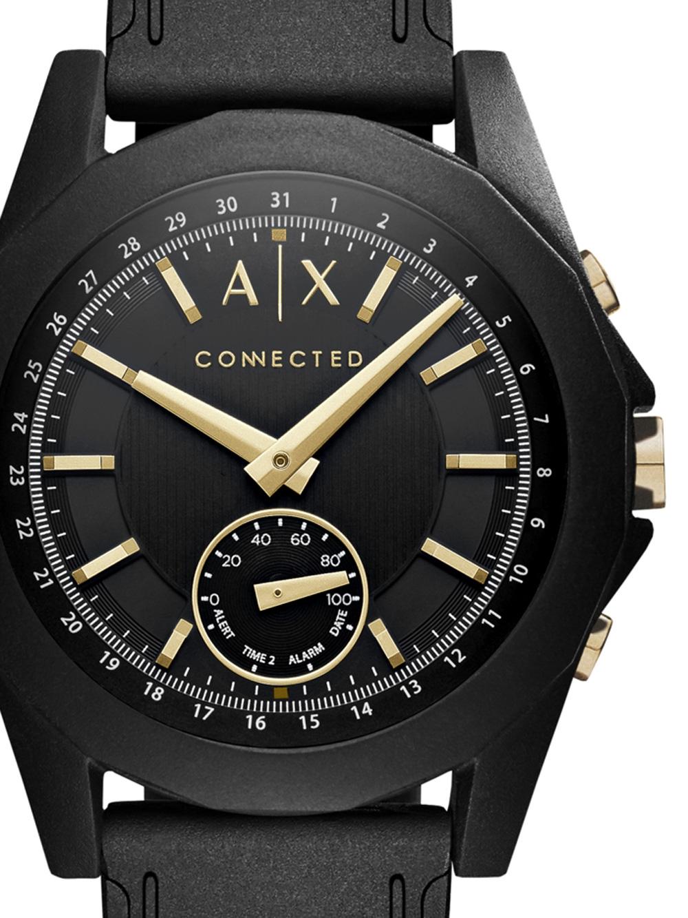 Armani Exchange AXT1004 Hybrid Smartwatch 44mm 5ATM