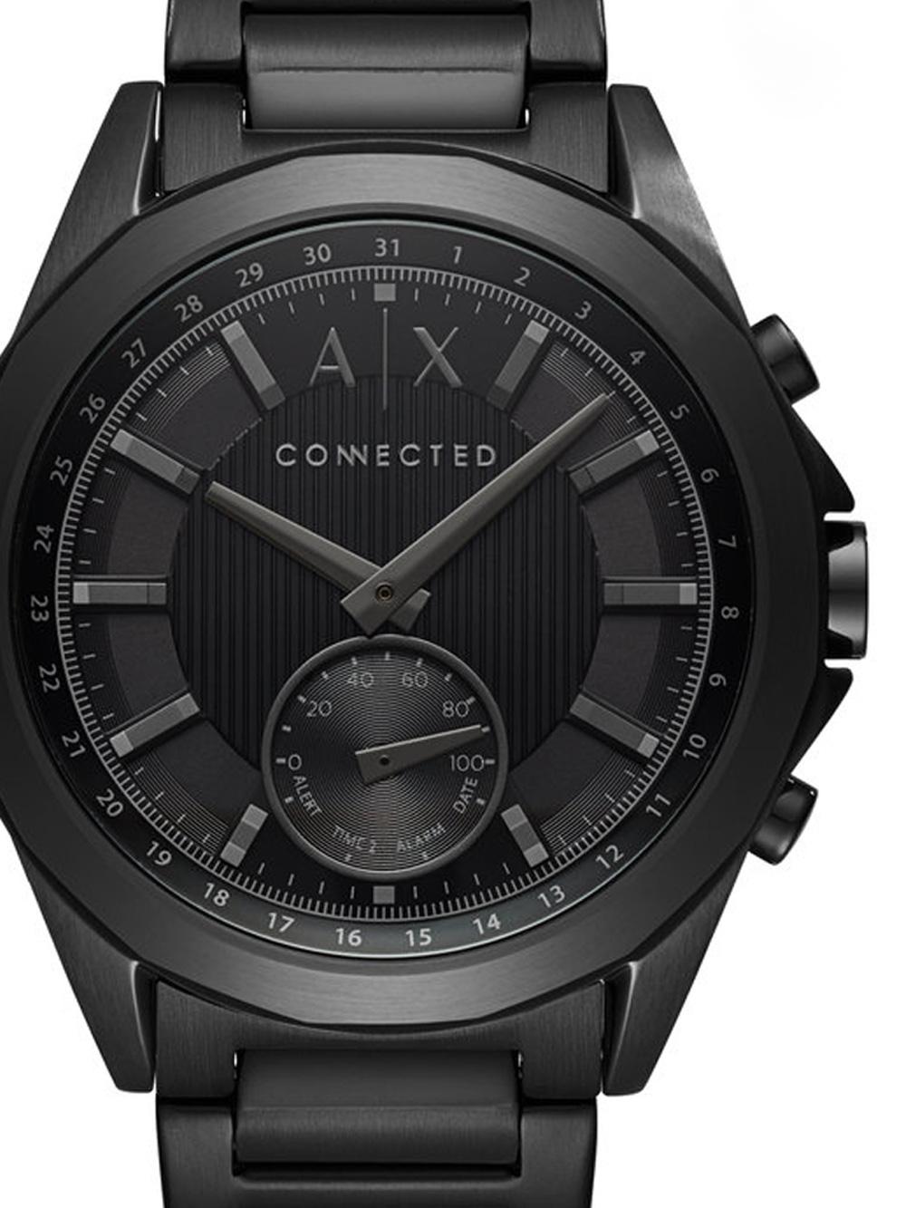 Armani Exchange AXT1007 Connected Smartwatch Herren 44mm 5ATM