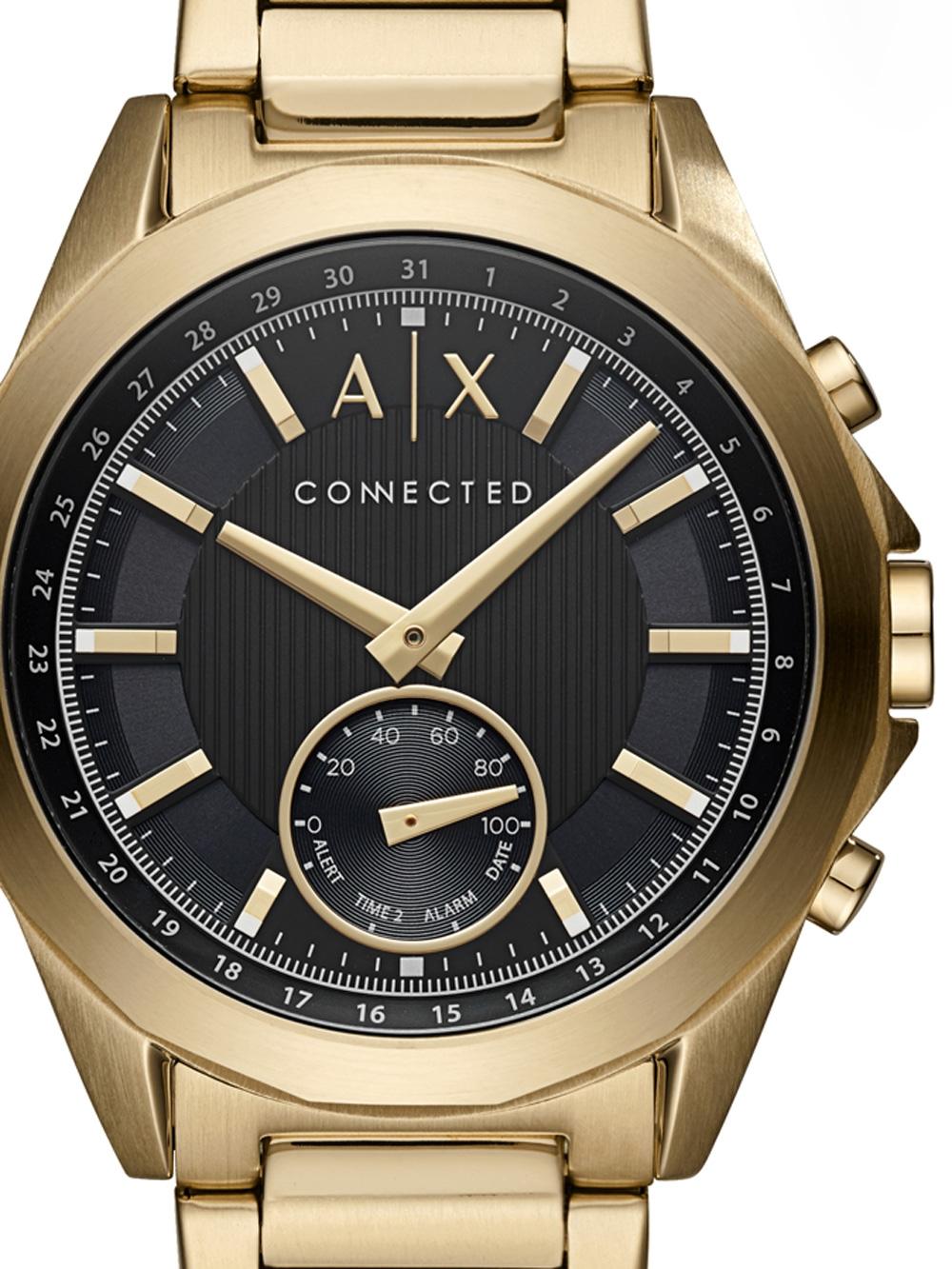 Armani Exchange AXT1008 Hybrid Smartwatch 44mm 5ATM